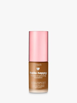 Benefit Cosmetics Hello Happy Mini Flawless Brightening Foundation SPF 15