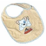 "Mary Meyer Precious Puppy Baby Bib 10"" by by"