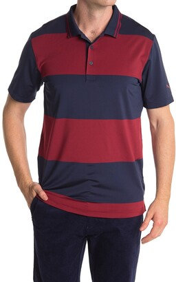 Puma Dark Blue Rugby Golf Polo