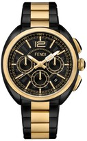 Fendi Men's Momento Chronograph Bracelet Watch, 46Mm