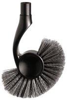 Simplehuman BT1095 Crescent Toilet Brush Replacement Head, Plastic, Black