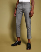 Ted Baker Check cropped trousers