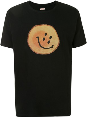 KAPITAL 20 Jersey crew neck T-shirt