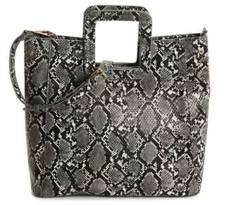 Urban Expressions Square Handle Tote