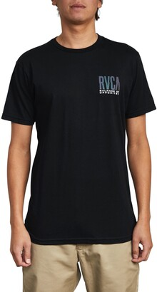 RVCA Hazed Graphic T-Shirt