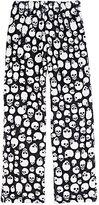 Up Past 8 Skull-Print Pajama Pants Size 6