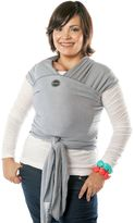 Moby® Wrap Evolution Baby Carrier in Denim Stripes