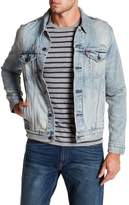 Levi's The Buckman Destructed Trucker Jacket