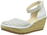 Fly London Women's Etic970fly Espadrille Wedge Sandal