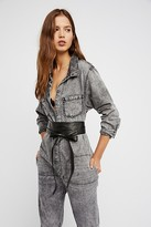 ADA Collection Leather Obi Belt by at Free People