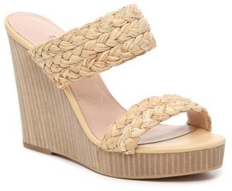 Charles David Luxury Tifa Wedge Sandal