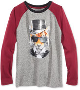 Sean John Raglan-Style Graphic-Print T-Shirt, Toddler Boys (2T-5T) & Little Boys (2-7)