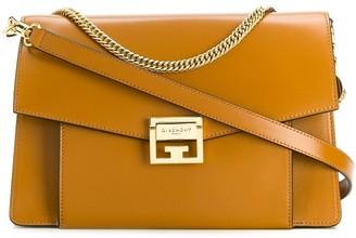 Givenchy Logo Plaque Crossbody Bag