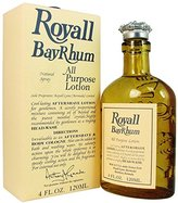 Royall Fragrances Royall Bayrhum Of Bermuda By For Men. All Purpose Lotion Spray / Splash 4.0 Oz.