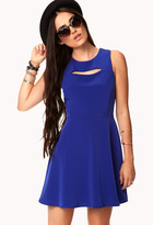 Forever 21 Luxe Cutout Dress