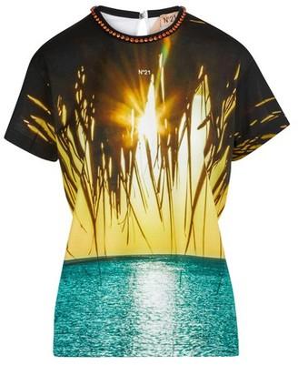 N°21 Printed T-shirt