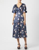 Monsoon Magnolia Tea Dress