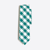 J.Crew Factory Boys' patterned washed tie
