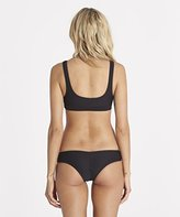 Billabong Women's Line up Textured Hawaii Lo Bikini Bottom