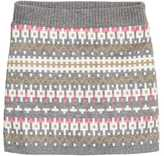 H&M Glittery Skirt - Black/cobweb - Kids