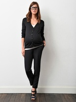 Vertbaudet Maternity Cardigan with Metal Buttons