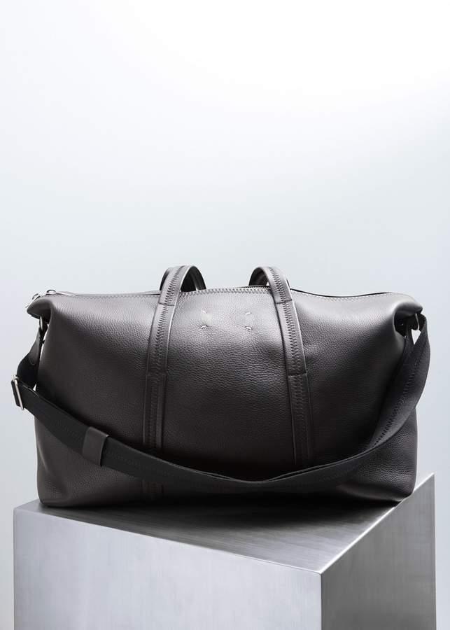 Maison Margiela Soft Grain Leather Sailor Bag