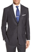Hart Schaffner Marx Men's New York Classic Fit Check Wool Sport Coat
