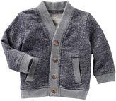 Osh Kosh Baby Boy Marled French Terry Cardigan