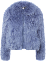 Charlotte Simone Lil Softie Coat