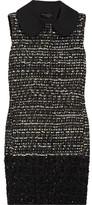 Giambattista Valli Embellished tweed dress
