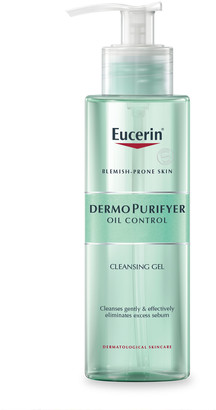 Eucerin Dermo Purifyer Oil Control Cleansing Gel 200Ml