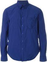 Aspesi chest pocket shirt - men - Polyamide/Polyester - M