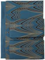 Roberto Cavalli Deco Printed Cotton Satin Sheet Set