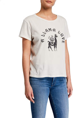 Mother Goodie Goodie Short-Sleeve Graphic Tee