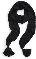 Rebecca Minkoff Women's Chunky Knit Skinny Scarf