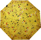 Pokemon Official Pikachu Character Folding Umbrella - New Womens Gifts