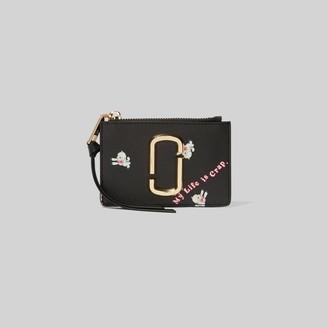 Marc Jacobs Magda Archer x The Snapshot Top Zip Multi Wallet