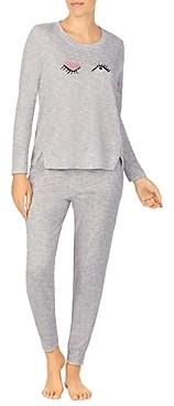 Kate Spade Winking Pajama Set