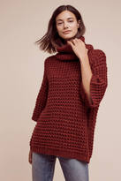 Plenty by Tracy Reese Waffled Turtleneck Tunic