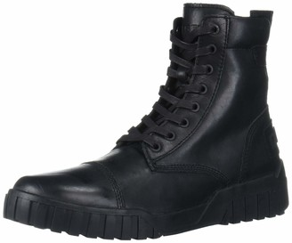 Diesel Men's LE H-RUA AM-Sneaker mid Fashion Boot