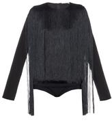 Nina Ricci Fringed bodysuit