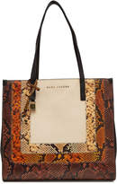 Marc Jacobs Tote in Leather and Suede
