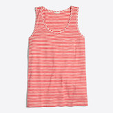 J.Crew Factory Striped tank top