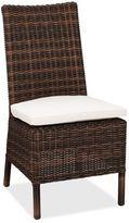 Pottery Barn Dining Chair & Cushion