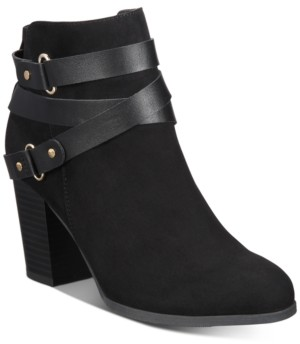 Material Girl Melany Booties, Created for Macy's Women's Shoes