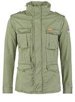 Superdry Rookie Summer Jacket Duty Green