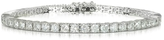 Forzieri 5.30 ctw Diamond 18K White Gold Tennis Bracelet