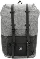 Herschel large stripe backpack