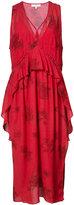 IRO Favril dress - women - Cotton/Viscose - 40