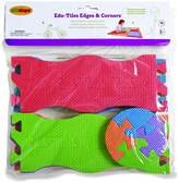Edushape EDU-701016 Interlocking Foam Frame-3 Years Plus-Multicolour